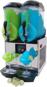 Bravo Italia 2 Bowls Slushie Machine