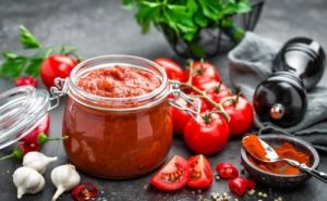 Tomato Sauce for Discoloration