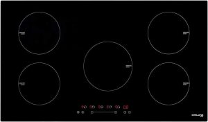 36 Inch Built-in Induction Cooktop - GASLAND Chef IH90BF 240V Electric Induction Hob