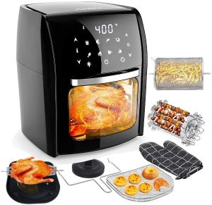 Audew Oilless Air Fryer Oven, 7-in-1 Air Fryer with 12.7 Qt Large Capacity