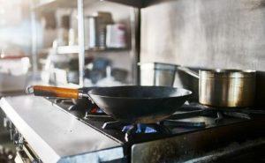 Heat up the Frying Pan