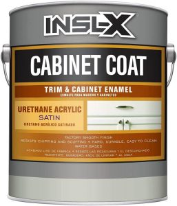 INSL-X CC550109A-01 Cabinet Coat Enamel - Satin Sheen Paint