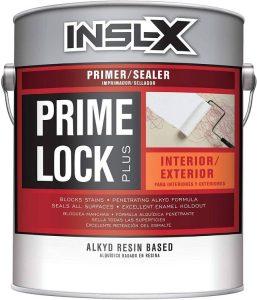 INSL-X PS800009A-01 Prime Lock Plus Alkyd Primer, 1 Gallon - White