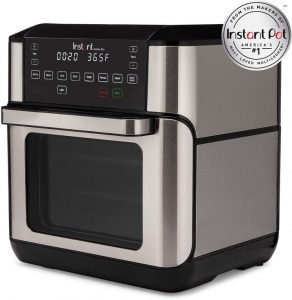 Instant Vortex Pro Air Fryer Oven 9 in 1 with Rotisserie - 10 Qt