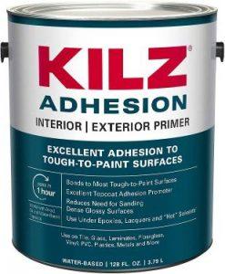 KILZ L211101 Adhesion High-Bonding Interior Latex Primer or Sealer