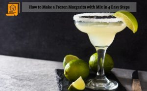 How to Make a Frozen Margarita with Mix